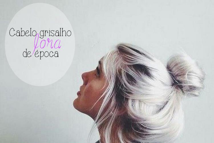 Como pintar o cabelo de cinza