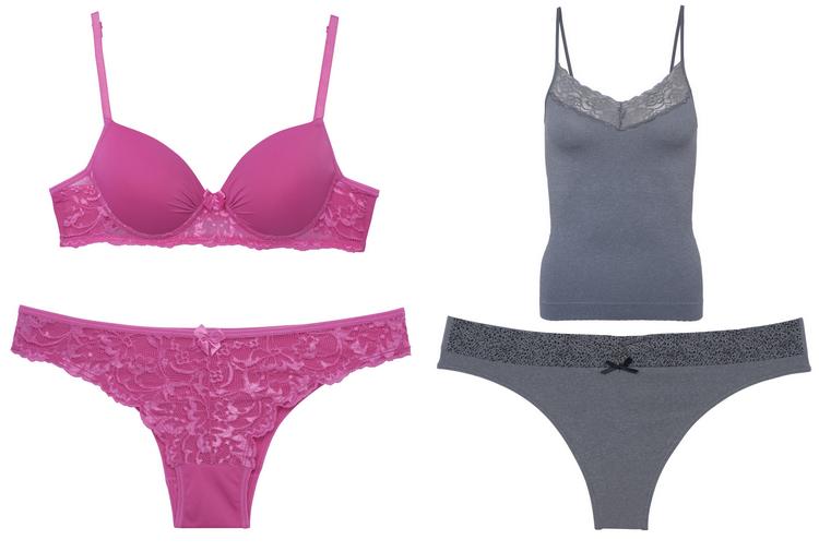 b89c57d59 A confortável nova coleção de lingerie da C A - Karla Lopes