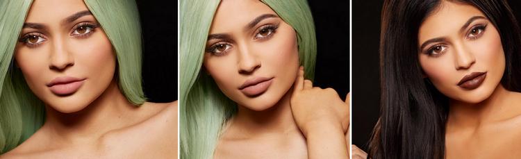 Kylie Jenner lipstick line - Batons da Kylie Jenner