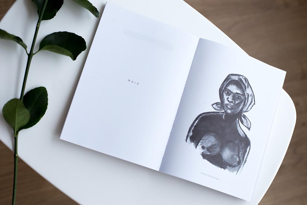 Livro do Ano: uma homenagem a 12 mulheres negras em formato de agenda