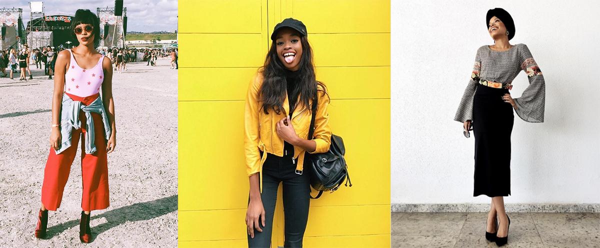 10 blogueiras negras para você seguir JÁ no Instagram!
